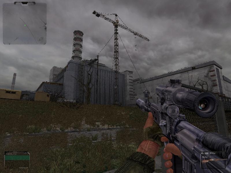 S.T.A.L.K.E.R. build 1472, May 12 2003 168fb