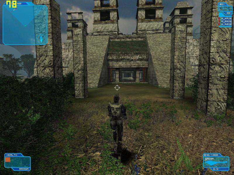 S.T.A.L.K.E.R. build 1098, Feb 2 2002  Da66d