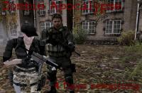 Мод Resident Evil : Alternative Chronicles это классический Survival Horror